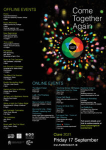 Clare Culture Night Programme 2021