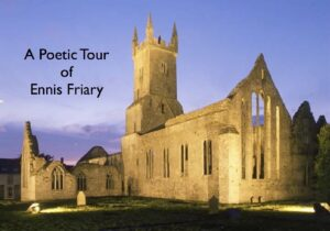 Clare Culture Night – A Poetic Tour of Ennis Friary