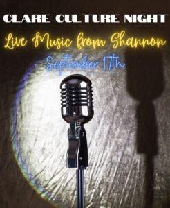 Clare Culture Night – Le Chéile Arís