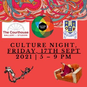 Clare Culture Night – Culture at The Courthouse Gallery